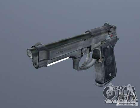 Grims weapon pack2 pour GTA San Andreas troisième écran