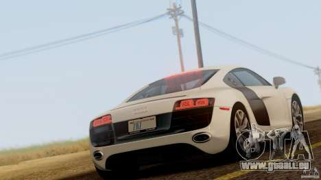SA Beautiful Realistic Graphics 1.7 BETA pour GTA San Andreas sixième écran