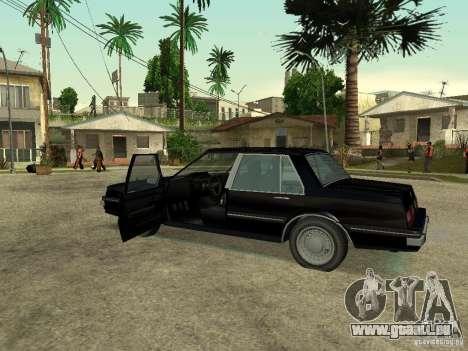 Willard from GTA 4 für GTA San Andreas zurück linke Ansicht