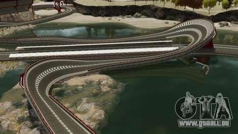 Stunt Speedway Park pour GTA 4 cinquième écran