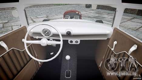 Ford Hot Rod 1931 für GTA 4 Rückansicht