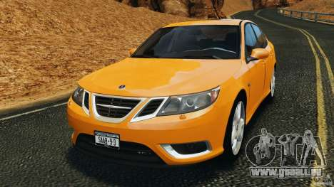 Saab 9-3 Turbo X 2008 pour GTA 4