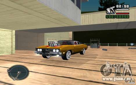 Dodge Charger R/T 1969 pour GTA San Andreas