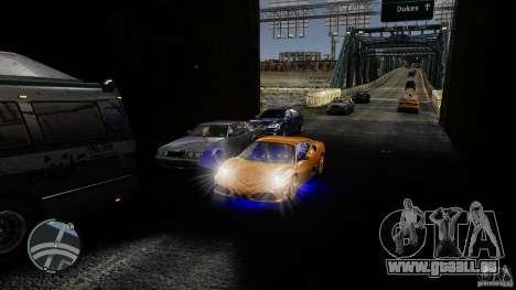 Traffic Load [Final] für GTA 4 weiter Screenshot
