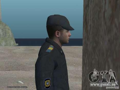 Sergeant PPP für GTA San Andreas fünften Screenshot