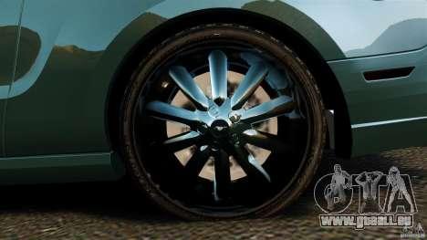 Ford Mustang Boss 302 2013 für GTA 4 Seitenansicht