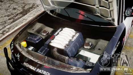 Dodge Charger NYPD Police v1.3 für GTA 4 Innenansicht