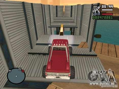 Monster tracks v1.0 pour GTA San Andreas sixième écran
