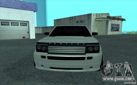Huntley von GTA 4 für GTA San Andreas rechten Ansicht