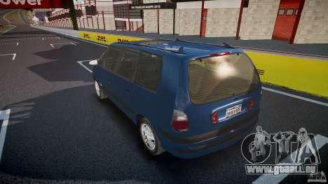 Renault Grand Espace III für GTA 4 Räder