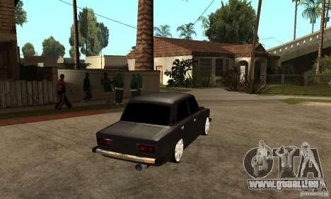Lada VAZ 2106 LT für GTA San Andreas rechten Ansicht