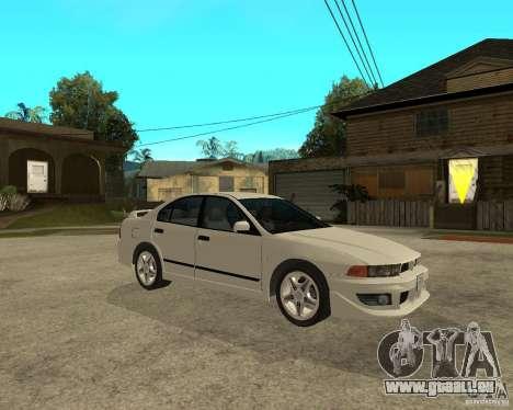 Mitsubishi Galant VR6 für GTA San Andreas rechten Ansicht