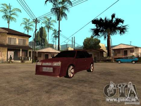 VAZ 2108 Tuning pour GTA San Andreas