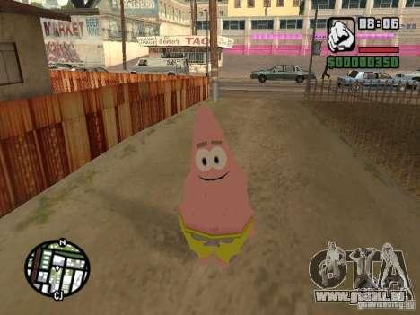 Patrick für GTA San Andreas