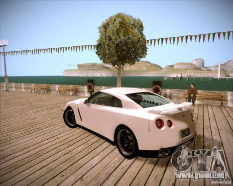 ENBSeries by slavheg pour GTA San Andreas sixième écran