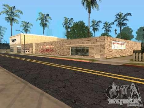 Neue Wege in der Grove Street für GTA San Andreas
