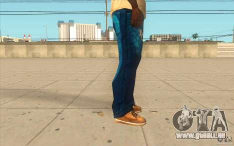 Remix-Evisu-Joker-Burberry Hose für GTA San Andreas her Screenshot