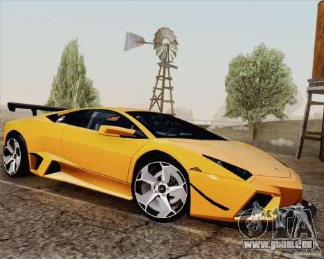 New Carcols pour GTA San Andreas quatrième écran