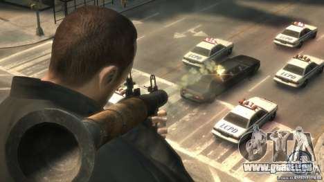 Boot-Images im Stil von GTA IV für GTA San Andreas zwölften Screenshot