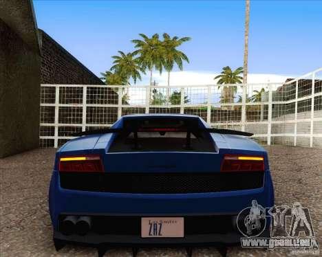 Improved Vehicle Lights Mod v2.0 pour GTA San Andreas septième écran