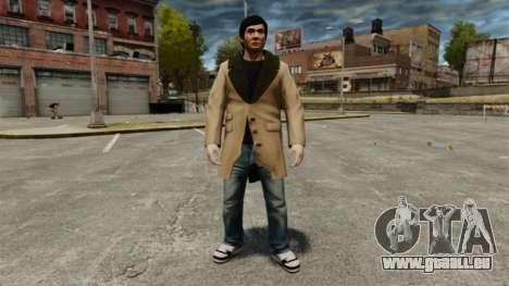 Jackie Chan pour GTA 4