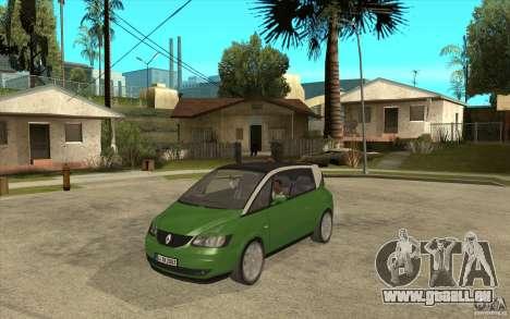 Renault Avantime für GTA San Andreas