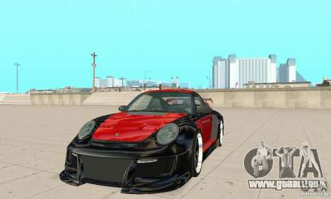 Porsche 911 GT2 NFS Undercover pour GTA San Andreas
