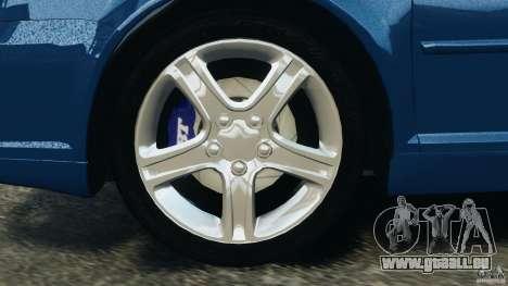 Volkswagen Golf 4 R32 2001 v1.0 für GTA 4 Seitenansicht