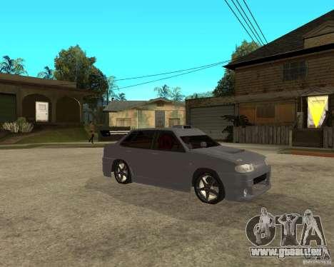MCC VAZ 2115 pour GTA San Andreas vue de droite