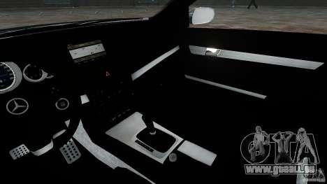 Mercedes Benz E500 Coupe für GTA 4 Seitenansicht