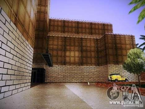 Das neue Krankenhaus von Los Santos für GTA San Andreas her Screenshot