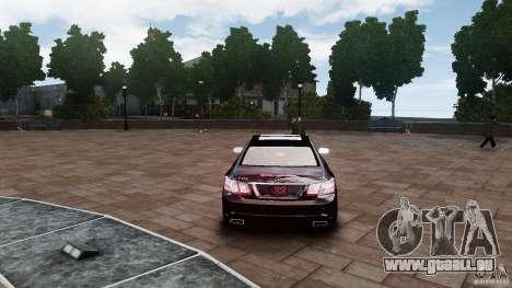 Mercedes Benz E500 Coupe für GTA 4 rechte Ansicht