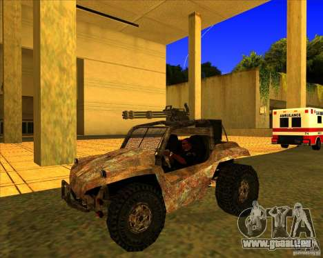 Desert Bandit pour GTA San Andreas