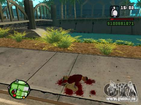 Real Dead pour GTA San Andreas