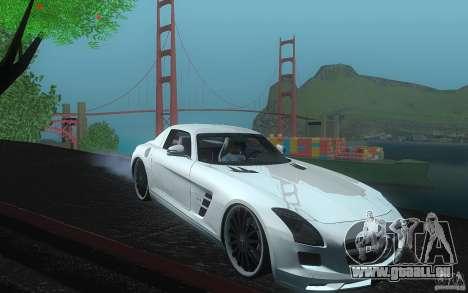 Mercedes Benz SLS HAMANN für GTA San Andreas