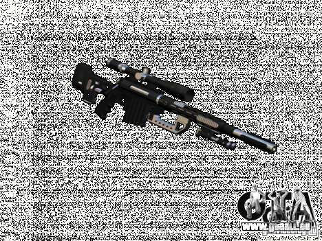 Weapon pack für GTA San Andreas dritten Screenshot