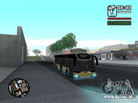 CitySolo 12 für GTA San Andreas Seitenansicht