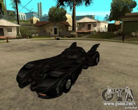 Batmobile für GTA San Andreas
