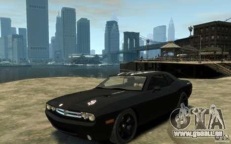 Dodge Challenger Concept Slipknot Edition für GTA 4