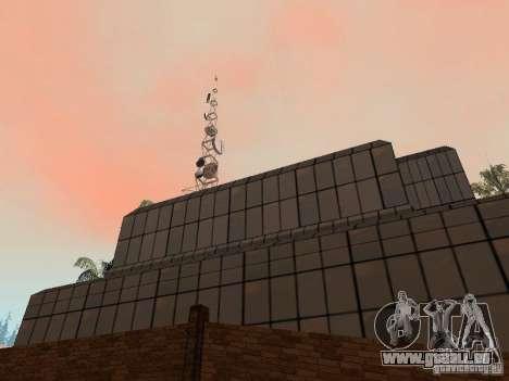 Das neue Krankenhaus in Los Santos für GTA San Andreas zweiten Screenshot