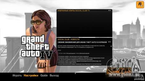 Fissure pour GTA 4