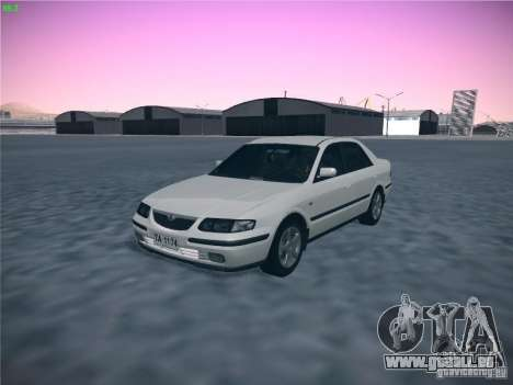 Mazda 626 GF 1999 für GTA San Andreas