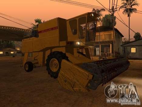 Holland TX 34 C pour GTA San Andreas
