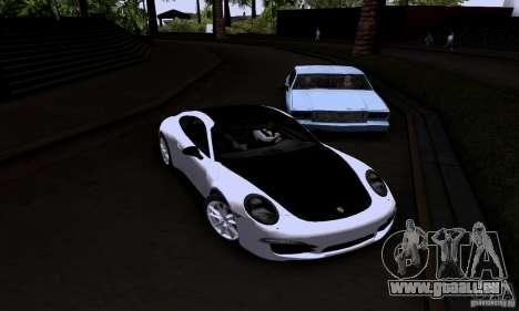 Porsche 911 Carrera S für GTA San Andreas rechten Ansicht