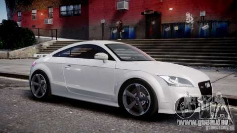 Audi TT RS 2010 für GTA 4