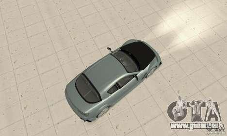 Mazda RX-8 Tuning für GTA San Andreas Rückansicht