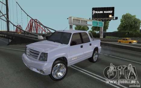 Cavalcade FXT von GTA 4 für GTA San Andreas