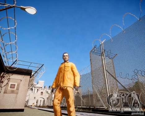 The prison Rob pour GTA 4 troisième écran