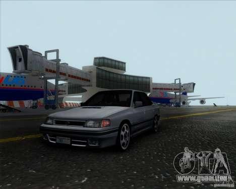 Subaru Legacy RS 1991 für GTA San Andreas zurück linke Ansicht
