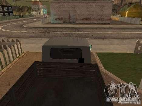Hyundai Porter-Board für GTA San Andreas rechten Ansicht